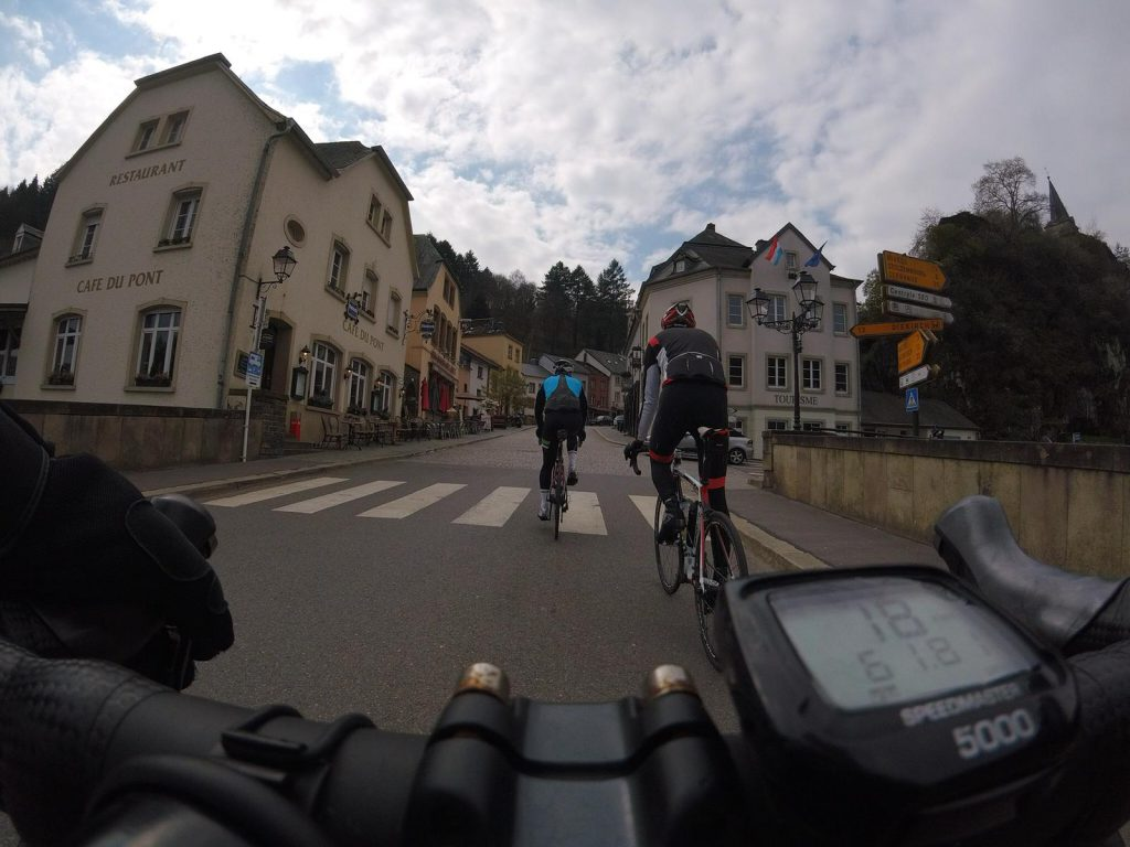 Wielrennen Luxemburg